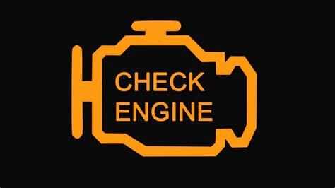 check engine light    telling  deciphering