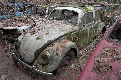 10 Abandoned Car & Vehicle Graveyards Of The World