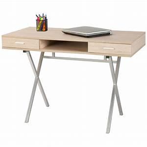 Bureau Plan De Travail : table de travail mohan bureaux d 39 ordinateur tables canac ~ Preciouscoupons.com Idées de Décoration