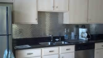 lowes kitchen backsplash glass mosaic tile lowe 39 s stainless steel tiles backsplash stainless steel tile backsplash