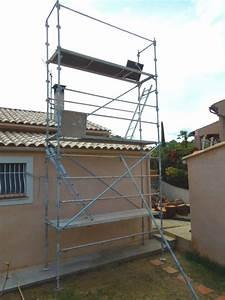 Location échafaudage Particulier : location echafaudage pro comabi hauteur sur ~ Melissatoandfro.com Idées de Décoration