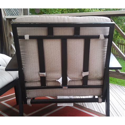 ty pennington del sol replacement cushion set garden winds