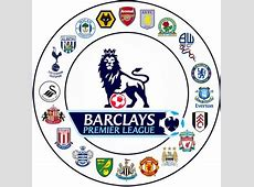 Premier League Football Team Badges