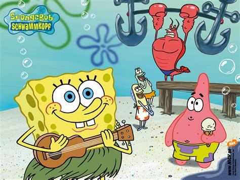 Spongebob Squarepants Friends