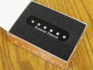 New Seymour Duncan Ssl