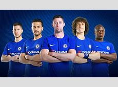 Chelsea Roster Players Squad 20172018 1718 Name List