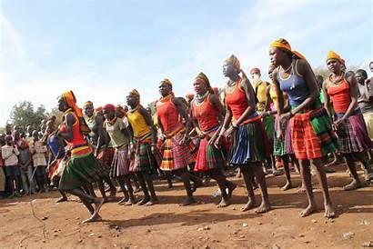 Villages African Uganda Village Safari Ik Kidepo