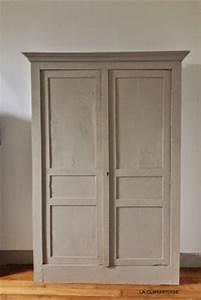 Comment Transformer Une Armoire Ancienne : diy relooker une armoire ancienne la clamartoise ~ Melissatoandfro.com Idées de Décoration