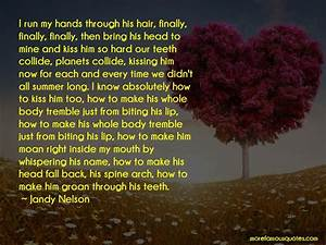 Lip Biting Kiss Quotes: top 4 quotes about Lip Biting Kiss ...