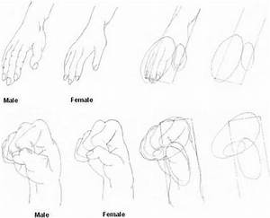 How To Draw Anime Hands - Draw Anime - Joshua Nava Arts ...