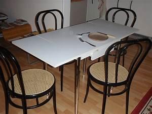 Table Cuisine étroite : table etroite pour cuisine table pour cuisine etroite d coration de maison table a manger ~ Teatrodelosmanantiales.com Idées de Décoration