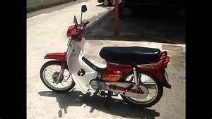 Honda C100 Dream