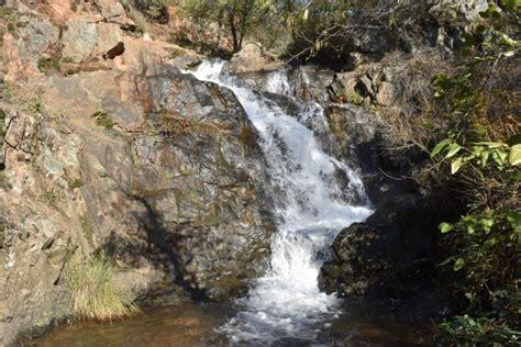 Hidden Waterfalls Northern California