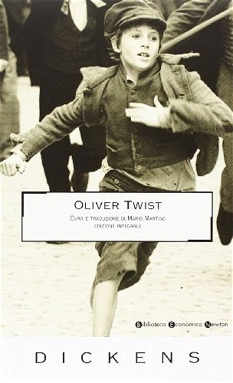 oliver twist ediz integrale libro dickens charles