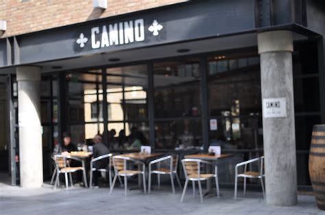 Guest Review   Camino, King?s Cross   James Ramsden