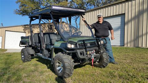 john deere gator light bar customer gallery
