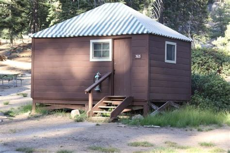 Our Cabin  Picture Of Grant Grove Cabins, Sequoia And