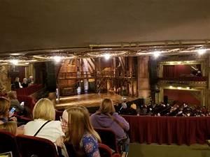 Hamilton Seating Chart Cibc Theatre Section Dress Circle L