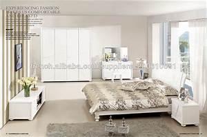 Chambre Coucher Moderne Blanc Ensemble De Meubles Lots