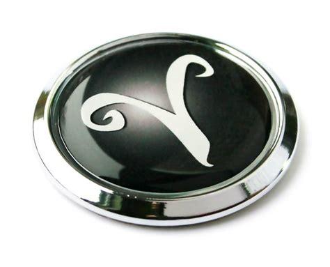 New Car Emblem by Chrome Auto Emblems