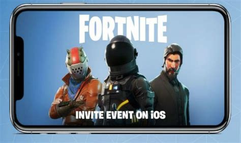 fortnite mobile update epic games confirms battle royale