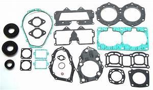 Yamaha 701 Engine Gasket Kit Vxr Superjet Waverunner 3