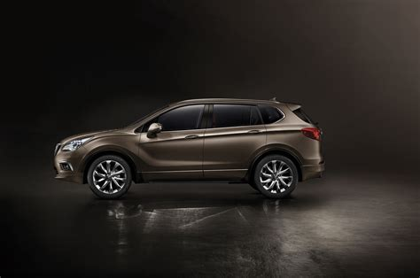 Chinese Buick Envision Makes Official Debut Motor Trend Wot