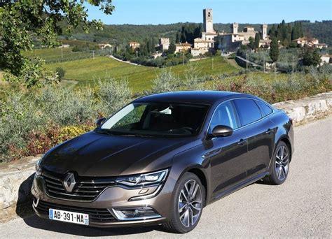 Black Renault Talisman Image Car Pictures Images