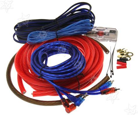 car hifi kabel kfz audio top car hifi auto kabel verst 228 rker endstufe