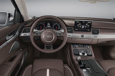 Refreshing Or Revolting 2018 Audi A8 Photo Gallery