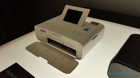 canon selphy cp compact photo printer   mobile