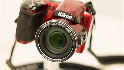 Camera Nikon Lens Desktop Nikkor 4k Background