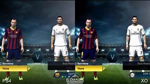 FIFA 14: PlayStation 4 vs Xbox One
