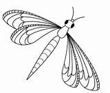 Dragonfly Coloring Pages Printable Sheets Results sketch template