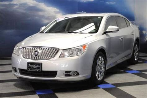Used 2010 Buick Lacrosse by Buy Used 2010 Buick Lacrosse Cxl In 3200 East