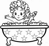 Bath Coloring Pages Clipart Bathtub Taking Printable Pdf Colour Take Clip Doll Clipground Cliparts Link Ifttt sketch template