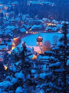 Hinterzarten, Winter, U2013, Bing, Wallpaper, Download