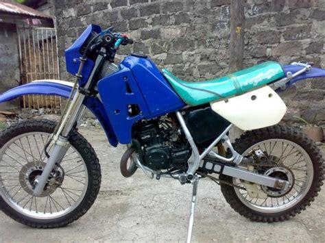 Kawasaki Kawasaki Kmx125 Motozombdrivecom