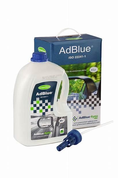 Adblue Starter Greenchem Kit Liter Envasados Ibc