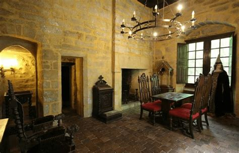 sale  medieval castle  marcel breuer designed