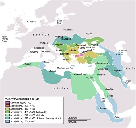 Ottoman Europe by Moors Arabs Ottoman Who Conquered Part Europe
