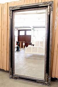 Wandspiegel Antik Silber : wandspiegel antik silber luxus holz rahmen spiegel schwarz silber ebay ~ Whattoseeinmadrid.com Haus und Dekorationen