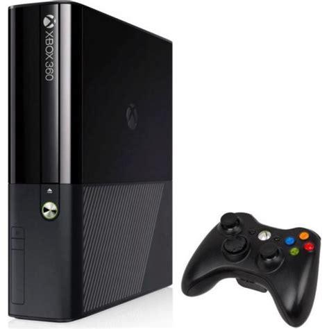 xbox 360 console 4gb console xbox slim 360 4gb zeletro
