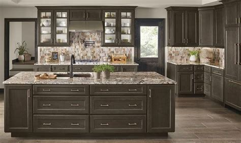 cannon grey cherry bathroom   kraftmaid kitchen cabinets grey bathroom cabinets
