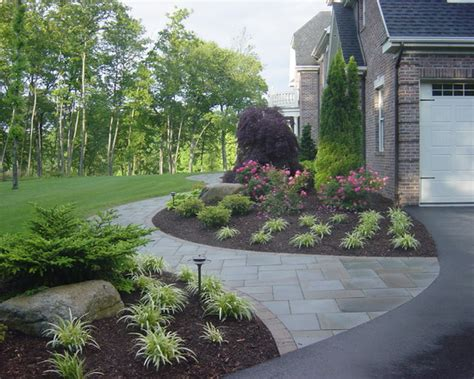 landscape sidewalk ideas this massive collection of photos ideas and simple step by step details of landscaping is