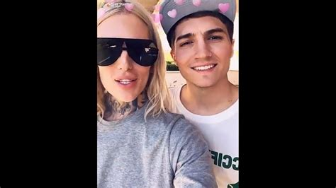 Jeffree Star and Nate