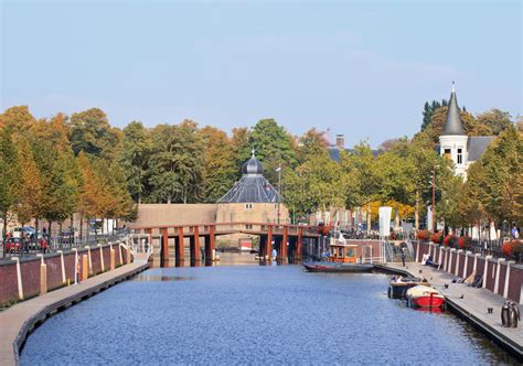 Breda, Holland editorial image. Image of town, buildings ...