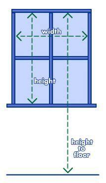 Measuring Drapes Width - curtains measurement guide duffy s curtains