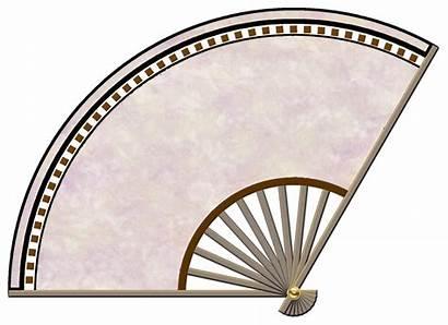 Fan Clipart Clip Fans Paper Decoupage Prints