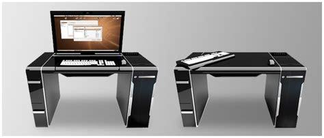 bureau pour ordinateur design gain d 39 espace et de fonctionnalités le bureau ordinateur